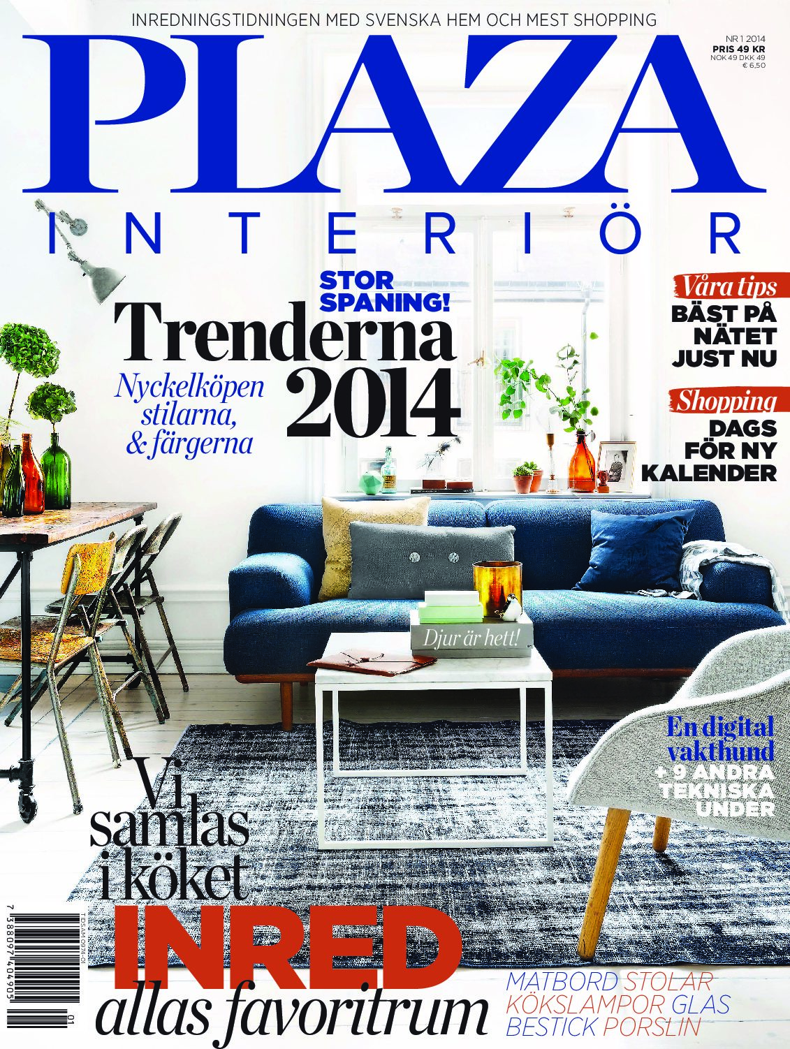 Plaza interiör 2014
