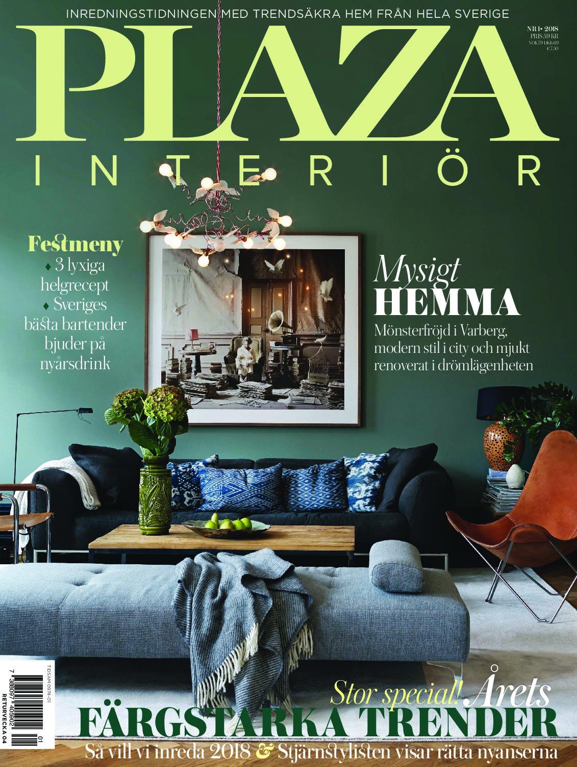 Plaza interiör 2018